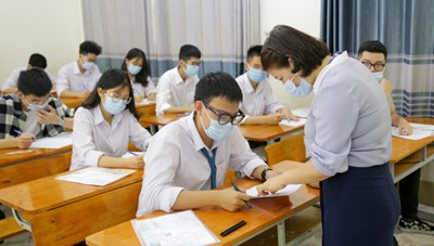 Quảng Ninh: 484 điểm 10 tại kỳ thi tốt nghiệp THPT năm 2021