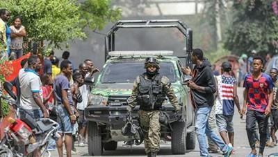 Haiti: Chính phủ đề nghị LHQ và Mỹ gửi binh sĩ giúp bảo đảm an ninh