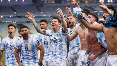 Hạ Brazil, Messi cùng Argentina lần đầu vô địch Copa America