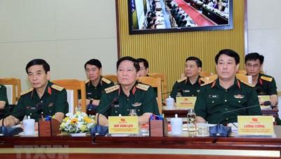 Thông qua công tác chuẩn bị Đại hội Đảng bộ Quân khu 7 lần thứ X