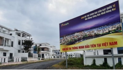 Gần 500 biệt thự xây trái phép ở Đồng Nai: Ai chống lưng?
