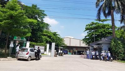 Nhiều sai phạm tại khu công nghiệp Quang Minh