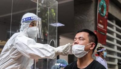 Hà Nội: Thêm 18 ca dương tính, chùm ca ho sốt thứ phát chiếm 14 ca
