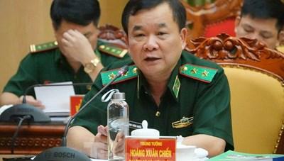 Tướng Biên phòng giữ chức Thứ trưởng Bộ Quốc phòng