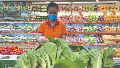 Nguồn cung cấp lương thực và nhu yếu phẩm tại TP HCM: Không để thiếu