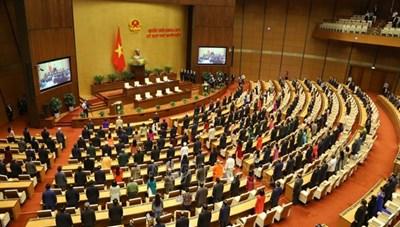 Kỳ họp thứ nhất, Quốc hội khóa XV: Giảm thời gian nhưng vẫn đảm bảo đúng quy định