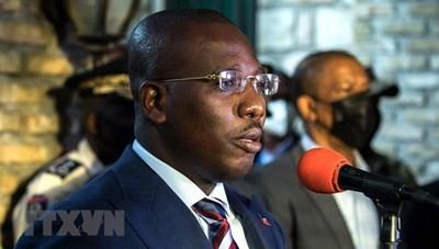 Vụ ám sát Tổng thống Haiti: Thủ tướng lâm thời Claude Joseph từ chức