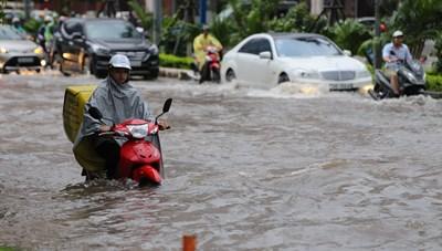 Công nghệ ứng dụng cảnh báo ngập lụt: Lượng mưa sẽ được dự báo trước 3 giờ