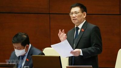 Bộ trưởng Tài chính: Bộ, địa phương ủng hộ giảm 10% chi thường xuyên