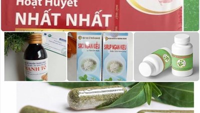 Tổng cục Quản lý thị trường kiểm tra loạt thực phẩm bảo vệ sức khỏe 'kháng Covid-19'