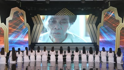 Sâu lắng Chương trình nghệ thuật đặc biệt 'Những ngôi sao bất tử'