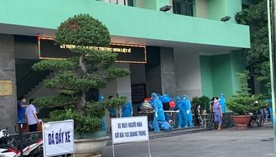 Quá trình di chuyển của 5 bệnh nhân Covid-19 ở Đà Nẵng
