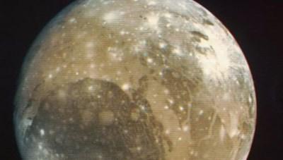 Phát hiện về hơi nước trên bầu khí quyển Ganymede - mặt trăng lớn nhất Hệ Mặt trời