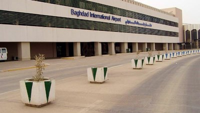 Iraq: Sân bay quốc tế Baghdad bị tấn công bằng tên lửa