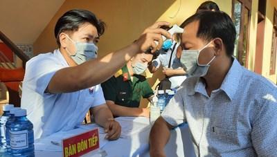 Quảng Nam khẩn cấp chống dịch Covid-19