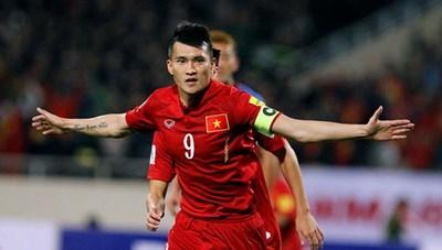 Công Vinh vào nhóm các tiền đạo ghi nhiều bàn thắng nhất Đông Nam Á