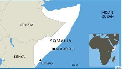 Somalia: Vụ đánh bom xe buýt chở cầu thủ khiến 17 người thương vong