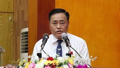 Thủ tướng phê chuẩn ông Hồ Tiến Thiệu giữ chức Chủ tịch UBND tỉnh Lạng Sơn