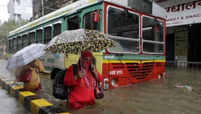 Mưa lớn trút xuống nhiều quốc gia châu Á