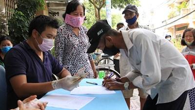 TP Hồ Chí Minh: Hơn 365.000 trường hợp đã thụ hưởng gói chính sách hỗ trợ