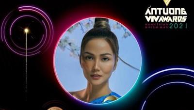 Hoa hậu H'Hen Niê được đề cử Nghệ sĩ ấn tượng 2021