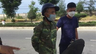 Quảng Nam: Trộm xe máy, thủ dao trong người định thông chốt kiểm dịch
