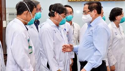 Tăng cường nhân lực chống dịch tại các địa phương có số ca nhiễm Covid-19 cao