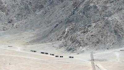 Ấn Độ và Trung Quốc thiết lập thêm đường dây nóng quân sự