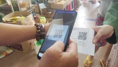 Đà Nẵng: Áp dụng thẻ QR Code mua hàng thiết yếu