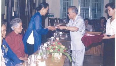 Kỷ niệm 100 năm Ngày sinh của đồng chí Lê Quang Đạo: Cuốn sổ tay đặc biệt!