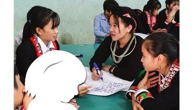 Thúc đẩy giáo dục cho trẻ em dân tộc thiểu số