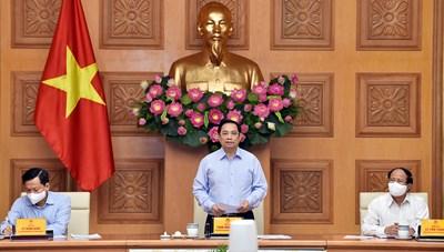 Thủ tướng Chính phủ Phạm Minh Chính: 'Chớ thấy sóng cả mà ngã tay chèo'