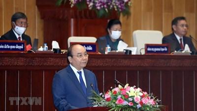 Việt Nam - Lào: Nâng tầm trụ cột hợp tác kinh tế