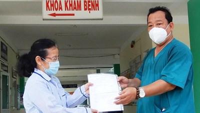 Đà Nẵng: Thêm 1 bệnh nhân Covid-19 khỏi bệnh