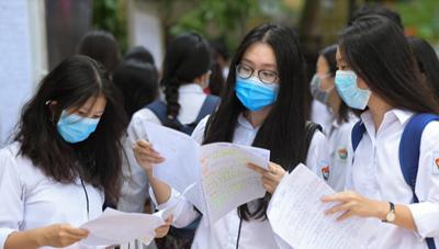 Bộ Giáo dục công bố đáp án các môn thi tốt nghiệp THPT 2020