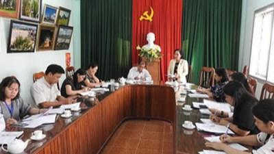 Bình Thuận:  Giám sát công tác giảm nghèo vùng đồng bào DTTS