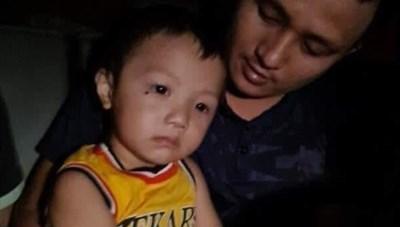 Cháu bé 2 tuổi bị bắt cóc ở Bắc Ninh đã an toàn