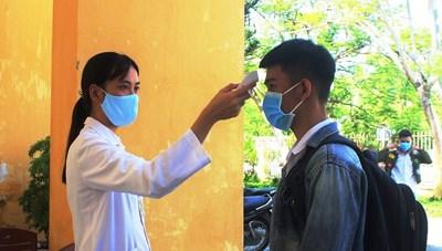 Quảng Nam: Hơn 9.000 thí sinh thi tốt nghiệp THPT đợt 2