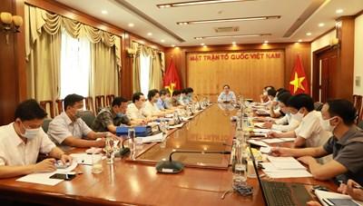 BẢN TIN MẶT TRẬN: Đại hội Thi đua yêu nước MTTQ Việt Nam tổ chức trực tuyến