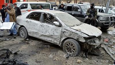 Pakistan: Đánh bom liều chết khiến 3 người thiệt mạng