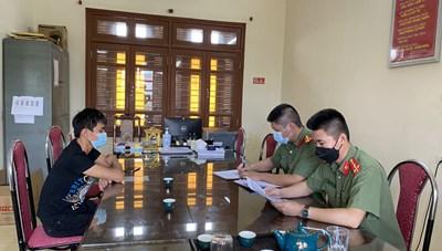 Quảng Ninh: Xử lý đối tượng đăng tải phiếu xét nghiệm giả