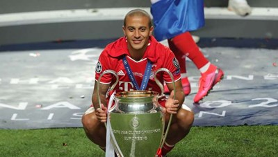 Liverpool đạt thỏa thuận mua Thiago Alcantara với giá bèo
