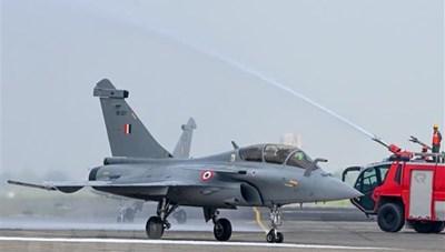 AFP: Ấn Độ thử nghiệm chiến đấu cơ Rafale gần biên giới Trung Quốc