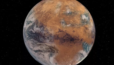 Tiết lộ lý do khiến sao Hỏa không có nước trên bề mặt