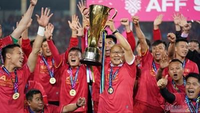 Tuyển Việt Nam: 'Tổng lực' bảo vệ ngôi vương AFF Cup