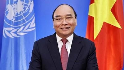 Thông điệp của Chủ tịch nước Nguyễn Xuân Phúc tới Hội nghị Thượng đỉnh của Liên hợp quốc: Cùng nhau hành động không gì là không thể