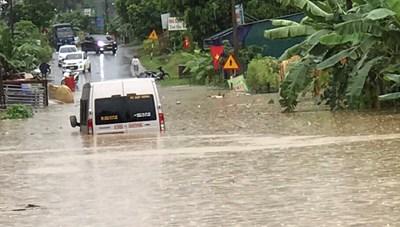 Phú Thọ: Mưa lớn khiến 9 người thương vong