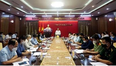 Quảng Ninh: Thích ứng linh hoạt cùng thực hiện nhiệm vụ 'kép'