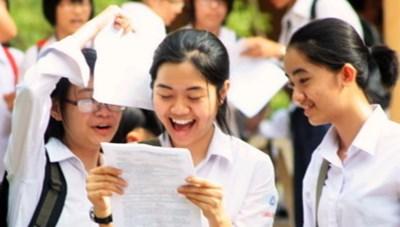 83 trường có tỉ lệ trúng tuyển dưới 50%