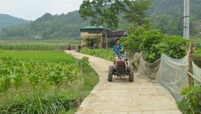 Cao Bằng: Từng bước nâng cao đời sống người dân